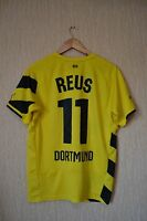 2014-15 Borussia Dortmund Home Jersey Kit Trikot Marco Reus #11 Medium Puma