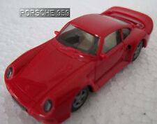 Herpa maqueta de coche 1:87 Porsche 959 High Tech Wagener exacto es escala 24 piezas OVP