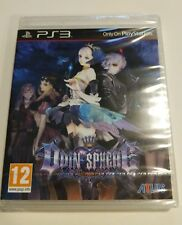 Odin Sphere Leifthrasir PS3 New Sealed UK PAL Sony PlayStation 3 RPG Classic