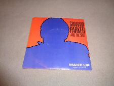 """Graham Parker and The Shot – Wake Up - Elektra 7"""" Vinyl 45 - PS - 1985 - NM-"""
