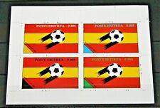 1982 - ERITREA - HB COPA MUNDIAL DE FÚTBOL ESPAÑA'82 MNH**