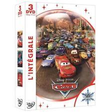 DISNEY DVD intégrale CARS n°86  + CARS 2 n° 103 + Cars toon Martin se la raconte