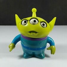 Disney Pixar Alien 3 Eye Green Monster Figure Toy McDonald's 2005 Collectible