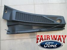 08 thru 10 F250 F350 F450 OEM Genuine Ford Parts Cowl Panel Grille RH Passenger