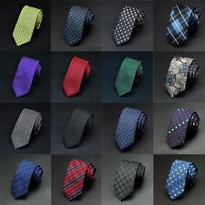 17 Color Wholesale Lot Men's Classic Tie Silk Necktie Woven Jacquard Neck Ties