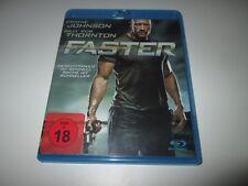 Faster - Dwayne Johnson (FSK 18) Blu-Ray