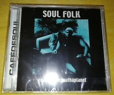 SOUL FOLK   -  BROTHAFROMANUTHAPLANET     -- RARE INDIE R&B  CD
