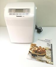 Panasonic Automatic Breadmaker SD 254 With Instruction Manual