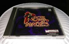 Version 1.0 Windows 95/98 Rage Of Mages Monolith Productions PC video game ESRB