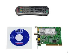 Hauppauge! WinTV PCI Card - NTSC 44981 LF with SoftPVR and Remote