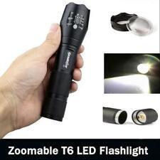 3500 LM 5 modos CREE XM-L T6 LED Antorcha Potente de lámpara de linterna 18650