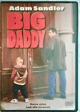 Big Daddy DVD Adam Sandler Comedy Movie Special Features