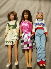 Vintage Skipper Clone Dolls 1970s
