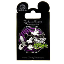 Disney Parks Mickey Tower Of Terror Pin
