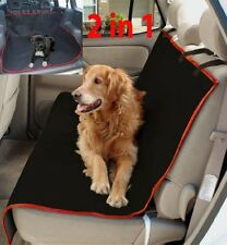 Car Boot Liner Rear Seat Cover Protective Waterproof Dog Pets Mat Universal