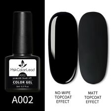 Color Lead Nail Gel Polish 8Ml For Baking Art Manicure