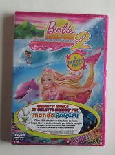 #  BARBIE E L'AVVENTURA NELL'OCEANO 2  - DVD 2012  NUOVO SIGILLATO  -