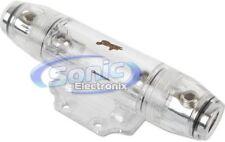 New! Stinger SPD5203 Pro Series Inline ANL Fuse Holder with ShocKrome Plating