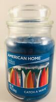 Yankee Candle American Home Catch A Wave Large Jar Vase 19 oz