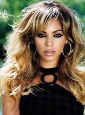 Custom Beyonce Style Hair-Sexy Long Wave Brown Wig