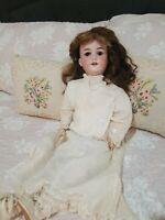 """26"""" Antique Armand Marseille #390 German Bisque Doll"""
