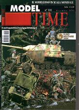 MODEL TIME N°101/2004 GRUMMAN JRF5 GOOSE AUTOBLINDO CENTAURO LCM MULO DEL MARE
