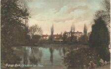 Stockton on Tees. Ropner Park.