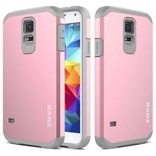 Samsung Galaxy S5 Mini Case, Impact Dual Layer Shockproof Bumper Case