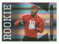 Ronald Johnson RC 2011 Elite Rookie Football Card 322/999