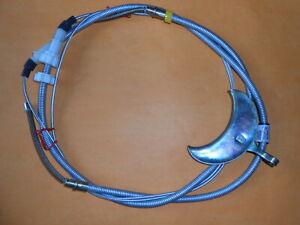 FORD GRANADA MK2  (09/1977-05/1985) NEW HANDBRAKE CABLE - BC954