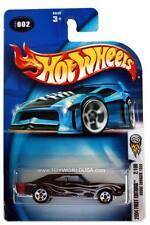 2004 Hot Wheels #002 First Editions 1969 Dodge Charger 0714 crd
