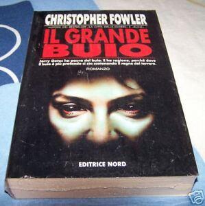 Il Grande Buio Christopher Fowler