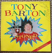 Tony Barton - Stoned - Recorded at the Belvedere (Signed)  [PRX 27] LP ^