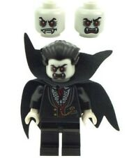 Lego version vampire dracula avec glow in the dark head nouvelle ver 3 halloween