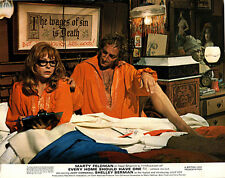 Every Home Should Have One original lobby card Marty Feldman Judy Cornwall bed