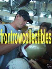 Matt Ryan Signed Boston College Eagles FS Helmet w/ Exact PROOF Atlanta Falcons