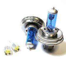 For Austin Mini MK1 100w Super White Xenon HID Low Dip/Slux LED Side Light Bulbs