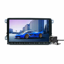 """2DIN Autoradio 9"""" Android GPS Navi +Kamera Für VW GOLF 5 V Variant Passat Touran"""