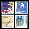Greece 2003 - Greek Presidency of the European Union - Sc 2057/60 MNH