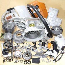 Complete Parts Chain Sprocket Muffler Carburetor Handle Bar For Stihl 070 090