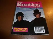 THE BEATLES BOOK MONTHLY Magazine No. 250 February 1997