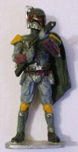 Figurine en plomb Star Wars Atlas Boba Fett