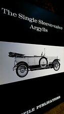 PROFILE PUBLICATIONS CAR #67: THE SINGLE SLEEVE-VALVE ARGYLLS (1967)
