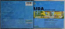 VERDI - AIDA - CALLAS DEL MONACO DOMIIGUEZ TADDEI - DE FABRITIUS 3-CD-BOX (W143)