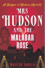 MARTIN DAVIES: MRS HUDSON AND THE MALABAR ROSE, BOOK, NEW PAPERBACK