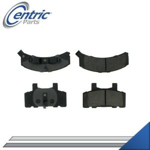 Front Premium Brake Pads Set Left and Right For 1997-2000 CHEVROLET CARGO VAN