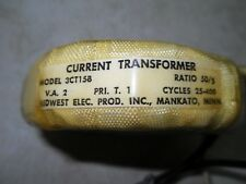 (X5-13) MIDWEST ELECTRIC 3CT15B TRANSFORMER