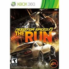 Need For Speed: The Run For Xbox 360 Racing 3E
