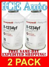 2 CANS R1234yf Refrigerant Honeywell, 8oz Solstice®  (R-1234yf) DuPont