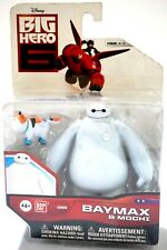 Disney Big Hero 6 NEW Baymax & Mochi Movie Figure White 38600 Bandai MOC ~ryokan